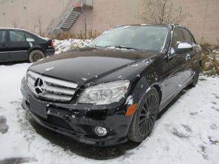 Used 2009 Mercedes-Benz C-Class BASE for sale in Brampton, ON