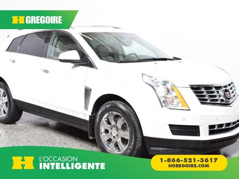 Used 2014 Cadillac Srx Luxury Toit Pano Awd For Sale In St Leonard