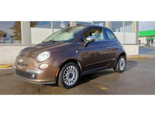 Used 2012 Fiat 500 Lounge for sale in St-Jérôme, QC