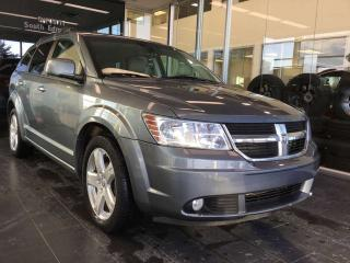 Used 2010 Dodge Journey R/T, DVD, HEATED SEATS, REAR VIEW CAMERA for sale in Edmonton, AB