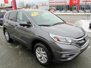 Used 2015 Honda CR-V EX-L 4WD **51 747 KM** for sale in Charlesbourg, QC
