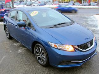 Used 2015 Honda Civic EX **TOIT OUVRANT** for sale in Charlesbourg, QC