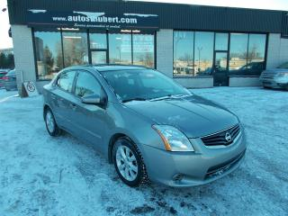 Used 2012 Nissan Sentra SL **TOIT OUVRANT** for sale in St-Hubert, QC