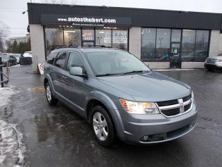 Used 2009 Dodge Journey SXT **105 000 KM + 7 PLACES** for sale in St-Hubert, QC