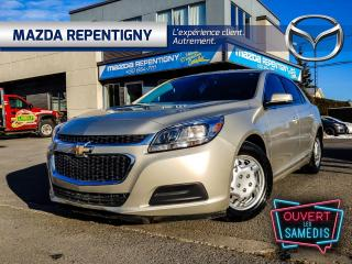 Used 2014 Chevrolet Malibu Ls, A/c, Bluetooth for sale in Repentigny, QC