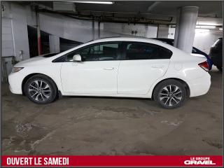Used 2015 Honda Civic Ex - T.ouvrant for sale in Ile-des-Soeurs, QC