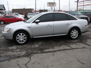 Used 2009 Ford Taurus Limited AWD