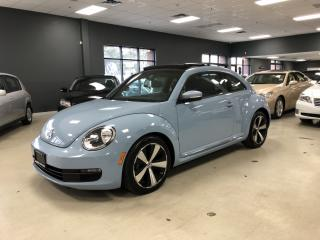 Used 2012 Volkswagen Beetle 2.5L*NAVIGATION*PANO*BLUETOOTH*LOW KM*CERTIFIED* for sale in North York, ON
