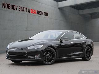 Used 2014 Tesla Model S 85, 4G LTE, NEW Tires, Roof, Carbon Fiber, EV for sale in Mississauga, ON