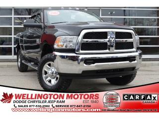 Used 2016 RAM 2500 ST ..... 6.7L I6 Cummins Turbo Diesel Engine for sale in Guelph, ON