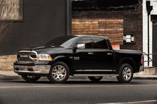 Used 2016 RAM 1500 Limited Crew Cab 4x4 for sale in Barrie, ON