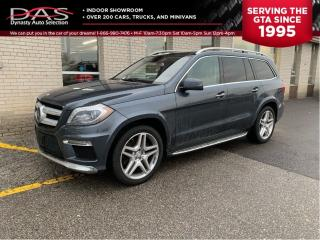 Used 2013 Mercedes-Benz GL-Class 350 BlueTEC AMG NAVIGATION/DVD PKG/PANORAMIC for sale in North York, ON