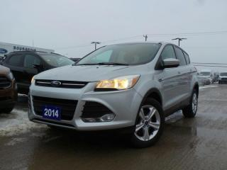 Used 2014 Ford Escape SE 1.6L I4 REVERSE CAMERA for sale in Midland, ON