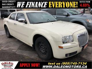 Used 2006 Chrysler 300 | TOUCH SCREEN RADIO | CERTIFIED for sale in Hamilton, ON