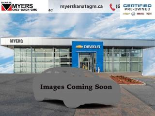 Used 2018 Chevrolet Sonic LT  Adding Technology to a fun-to-Drive Small car. for sale in Ottawa, ON