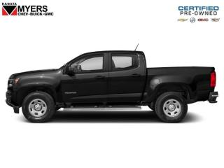 Used 2019 Chevrolet Colorado 4X4 Crew CAB NAV Leather GM Company CAR for sale in Ottawa, ON