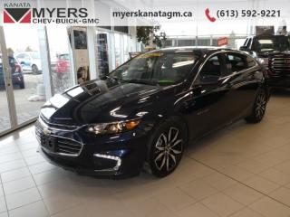Used 2018 Chevrolet Malibu LT   Its sharp looks and mix of appealing qualities. for sale in Kanata, ON