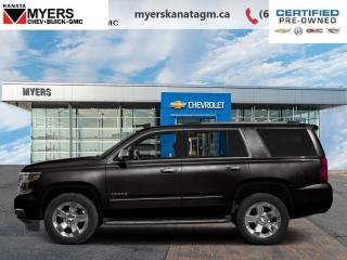 Used 2016 Chevrolet Tahoe LTZ - Navigation -  Bluetooth for sale in Ottawa, ON