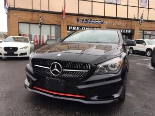 Used 2015 Mercedes-Benz CLA-Class CLA250 4MATIC / SPORT/ NAVIGATION for sale in North York, ON