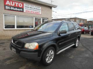 Used 2005 Volvo XC90 for sale in St-Hubert, QC