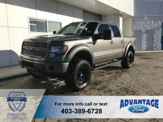 Used 2014 Ford F-150 FX4 Clean Carproof - Tonneau Cover for sale in Calgary, AB