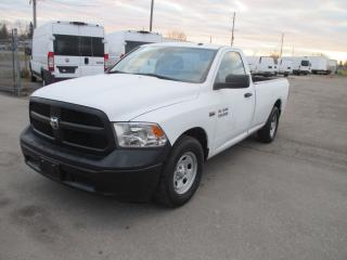 Used 2014 RAM 1500 ST.REG,CAB.LONG BOX WITH WALTCO 1600 LB.POWER TAIL for sale in London, ON