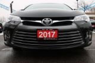 Used 2017 Toyota Camry LE ACCIDENT FREE for sale in Brampton, ON