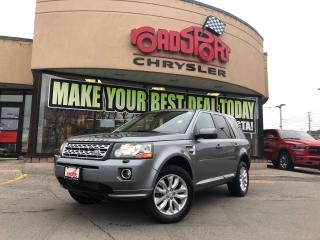 Used 2015 Land Rover LR2 SUNROOF+LEATHER+LOADED+MORE for sale in Toronto, ON