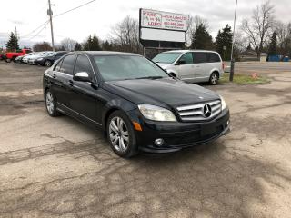 Used 2008 Mercedes-Benz C-Class 3.0L for sale in Komoka, ON
