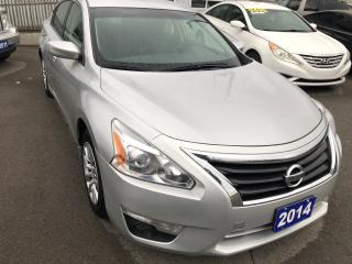 Used 2014 Nissan Altima 2.5 S for sale in St Catharines, ON