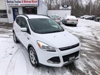 Used 2014 Ford Escape SE for sale in Beeton, ON