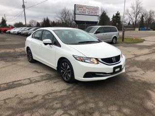 Used 2014 Honda Civic EX AUTOMATIC 1 OWNER for sale in Komoka, ON