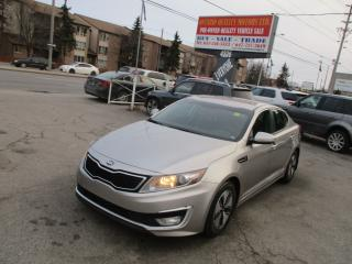 Used 2013 Kia Optima Hybrid for sale in Toronto, ON