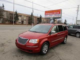Used 2010 Chrysler Town & Country Limited for sale in Toronto, ON