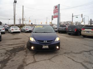 Used 2006 Mazda MAZDA5 AUTO, 6 PASSENGERS, FOG LIGHTS,4 NEW TIRES, SUNRO for sale in Oakville, ON