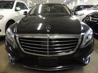 Used 2014 Mercedes-Benz S-Class S550 4MATIC LWB, NAVI, DRIVE ASSIST, 360 CAMERA for sale in Mississauga, ON