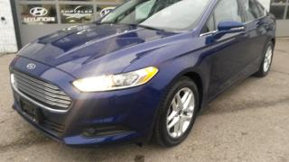 Used 2014 Ford Fusion SE for sale in Guelph, ON