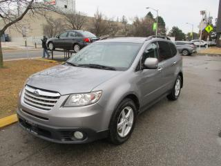 Used 2009 Subaru Tribeca Limited~7 PASS.~LEATHER~SUNROOF~DVD for sale in Toronto, ON