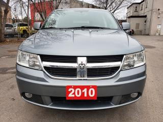 Used 2010 Dodge Journey Low KMs 138K/Heated Seats/Alloys/Fog Lights/MINT!! for sale in Scarborough, ON