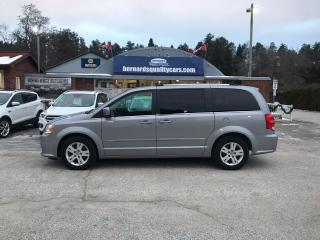 Used 2014 Dodge Grand Caravan Crew for sale in Flesherton, ON