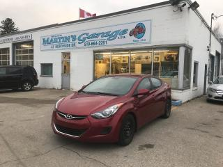 Used 2013 Hyundai Elantra GL for sale in St. Jacobs, ON