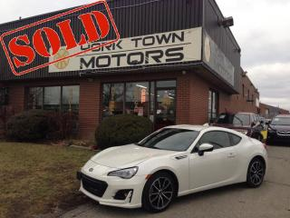 Used 2017 Subaru BRZ Nav|BackCam|KeylessEntry| for sale in North York, ON
