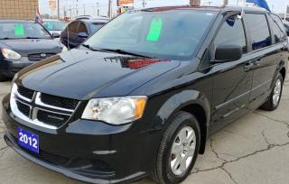 Used 2012 Dodge Grand Caravan SE for sale in Hamilton, ON