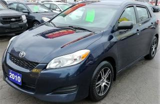 Used 2010 Toyota Matrix XR for sale in Hamilton, ON