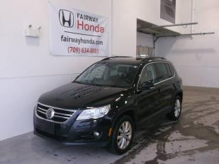 Used 2011 Volkswagen Tiguan 4Motion Highline for sale in Halifax, NS