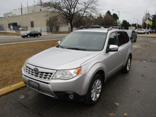 Used 2011 Subaru Forester X Touring~MANUAL~HEATED SEATS~SUNROOF for sale in Toronto, ON