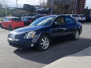 Used 2005 Nissan Maxima 3.5 SL for sale in Mississauga, ON