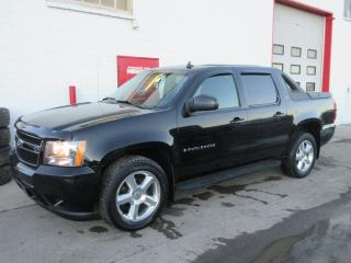 Used 2009 Chevrolet Avalanche LTZ for sale in Calgary, AB