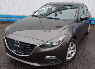 Used 2015 Mazda MAZDA3 GX Hatchback *AUTOMATIC* for sale in Kitchener, ON