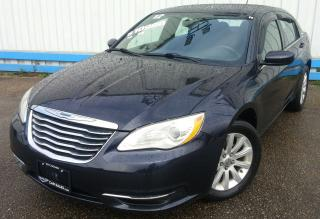 Used 2012 Chrysler 200 Touring for sale in Kitchener, ON
